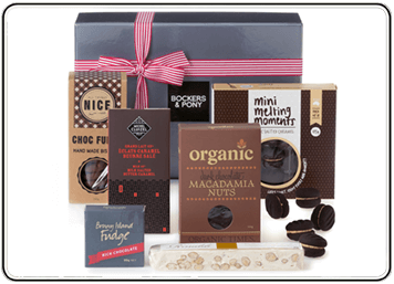 COCOA CHOCOLATE HAMPER