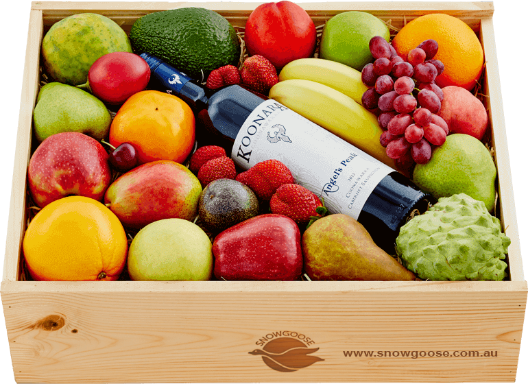 Mixed Fruit & Koonara Red Wine